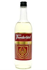 Thunderbird Wine 750ml - Case of 12
